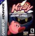 Kirby - Nightmare In Dreamland