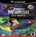 Nickelodeon Jimmy Neutron Boy Genius