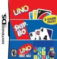 Uno - Skip-Bo - Uno Free Fall (3 Game Pack) (Sir VG)
