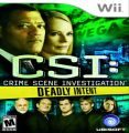 CSI- Deadly Intent