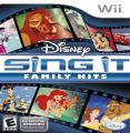 Disney Sing It - Family Hits