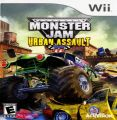 Monster Jam- Urban Assault