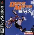 Dave Mirra Freestyle BMX [SLUS-01026]